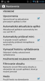 zaciname android smartfón 3cast_1