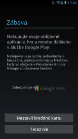 zaciname android smartfón 3cast_2