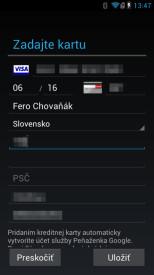 zaciname android smartfón 3cast_4