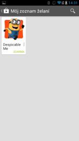 zaciname android smartfón 3cast_5