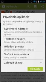 zaciname android smartfón 3cast_7