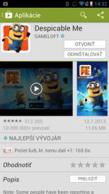 zaciname android smartfón 3cast_9