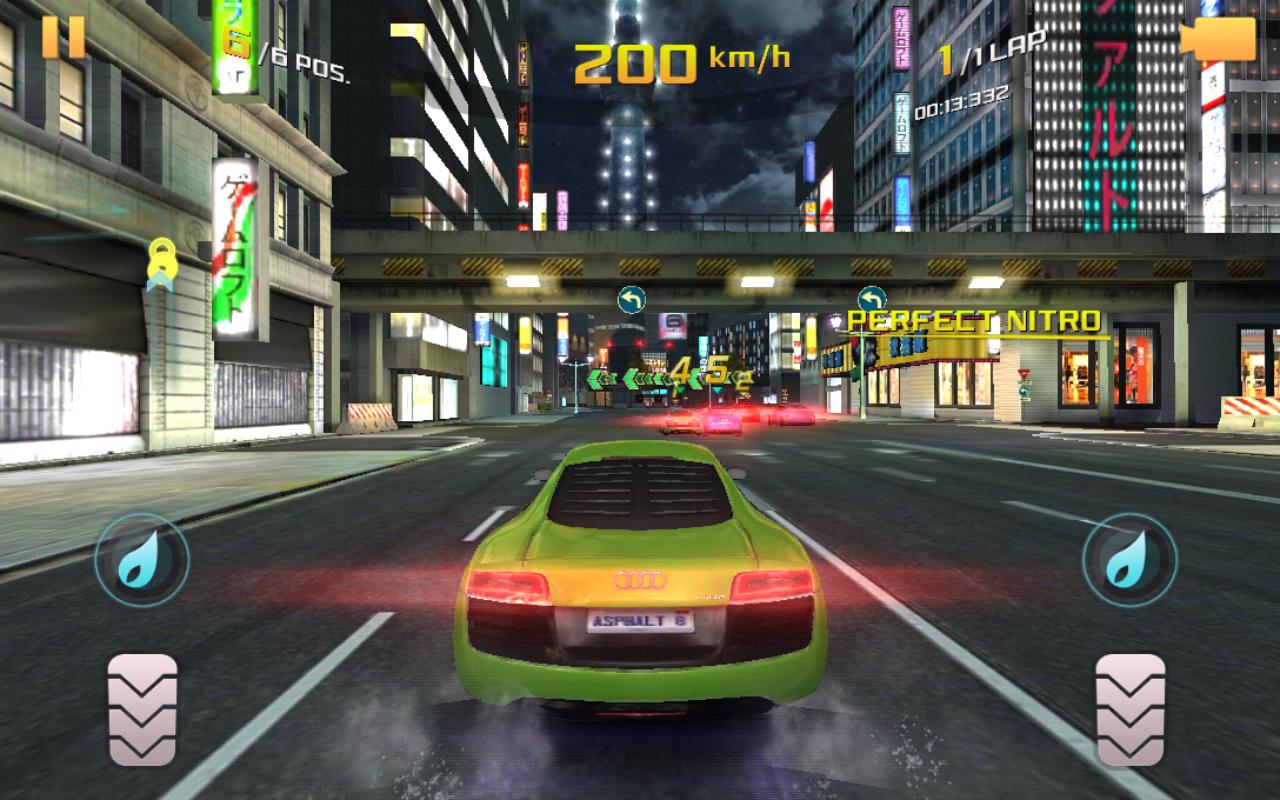 Hry na volant auta