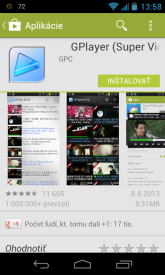 GPlayer 1