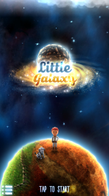 Little Galaxy Android hry