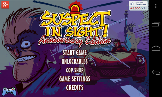 Suspect in Sight
