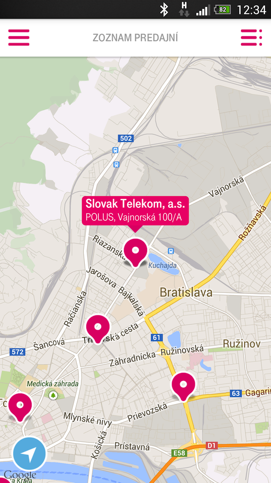 f98ff8fcc Telekom prináša novú verziu mobilnej aplikácie - MojAndroid.sk