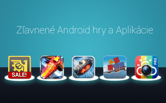 zlavnene android hry