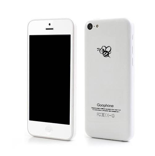 Goophone i5C Falošný iPhone 5C s Androidom