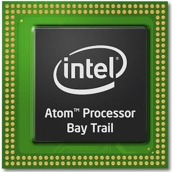 Intel Z3000 bay trail