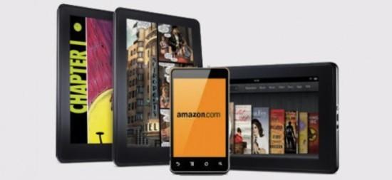 Amazon smartfon