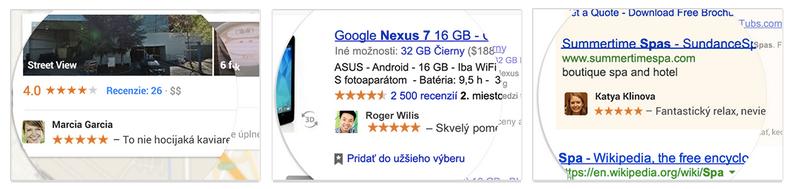 Google vyuziva meno fotografie v reklame