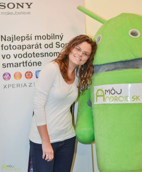 Miss Android Roadshow 2013: Hlasovanie Banská Bystrica