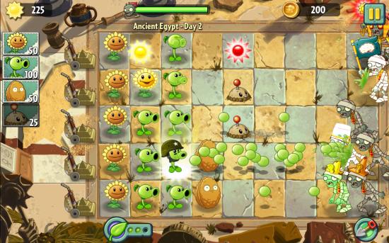 Plants vs. Zombies 2 g