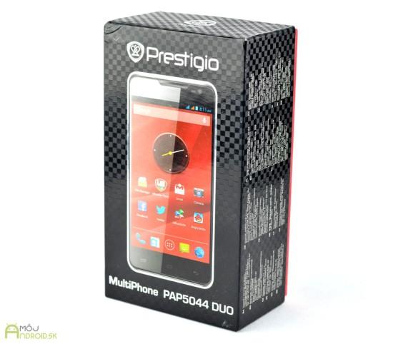 Recenzia | Prestigio MultiPhone PAP5044 DUO