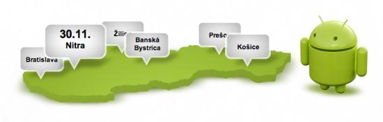 Android-Roadshow-2013-mapka-Nitra
