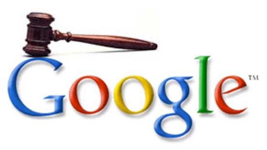 Google court