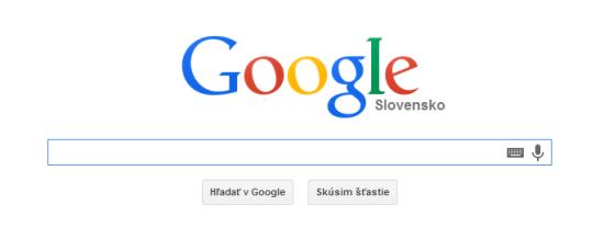 google-vyhladavanie