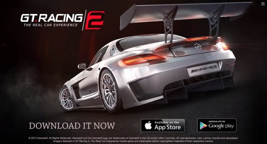 gt-racing-2 android hry