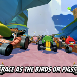 Angry Birds Go Android hry