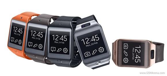 Samsung Gear 2 a Gear 2 Neo