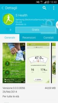 Galaxy S5 aplikacie