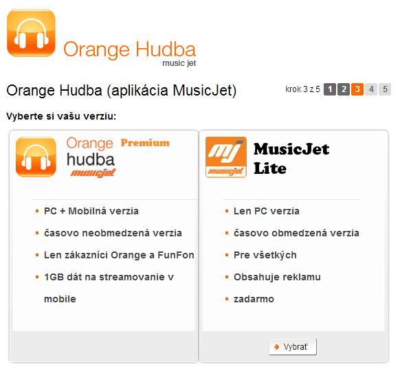 Orange Hudba