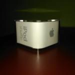 iPod LED flash