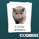 100-pics-answers-c-is-for