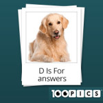 100-pics-answers-d-is-for