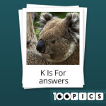 100-pics-answers-k-is-for