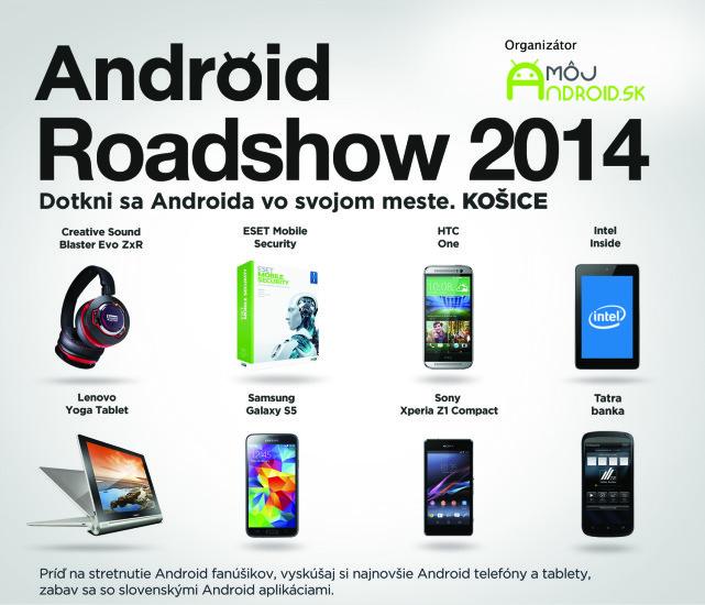 Android Roadshow 2014 obrazok
