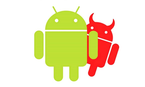 Android malware vírus