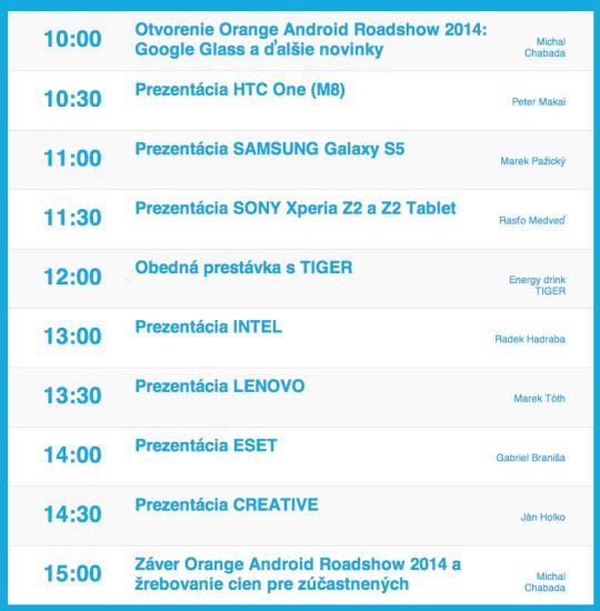 AndroidRoadshow2014-KE-program