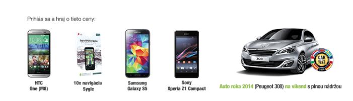Android Roadshow 2014: výhry pre čitateľov