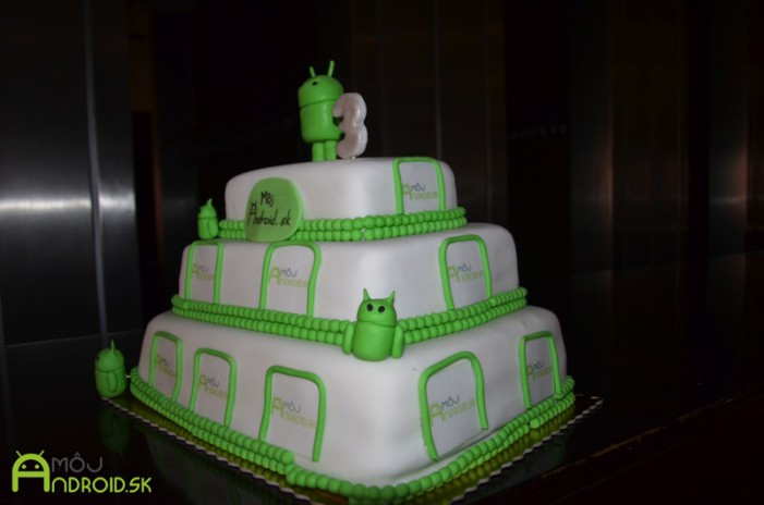 Android torta
