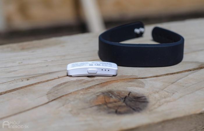 Sony Smartband recenzia 4
