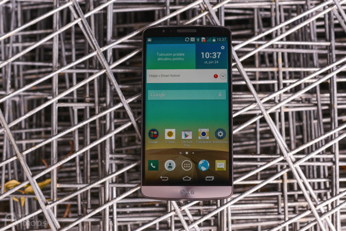 Testujeme LG G3 11