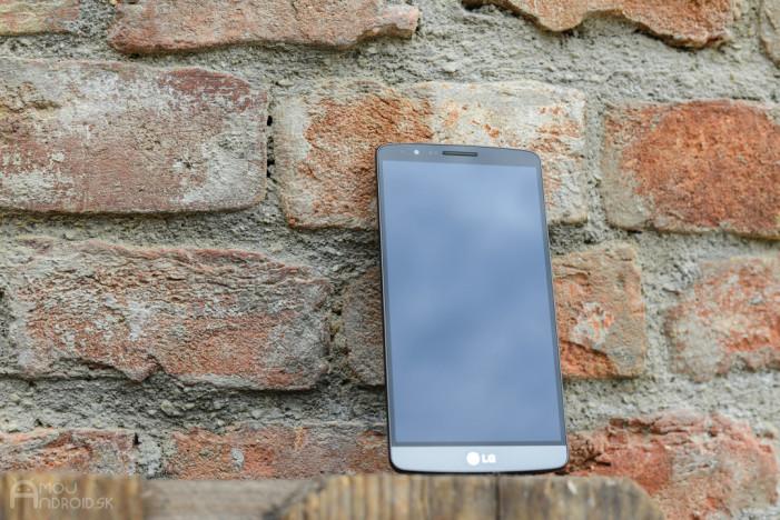Testujeme LG G3