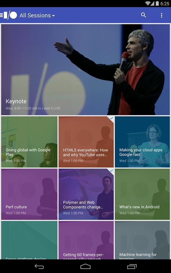 Google I/O 2014 začína už dnes, keynote môžete naživo ...