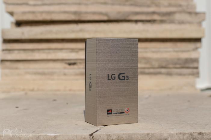 Recenzia LG G3