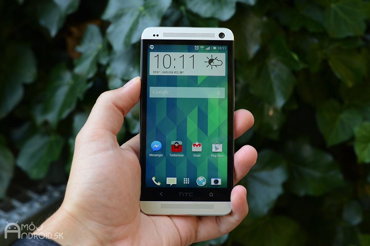 HTC One – klady a zápory telefónu 80e7c677621
