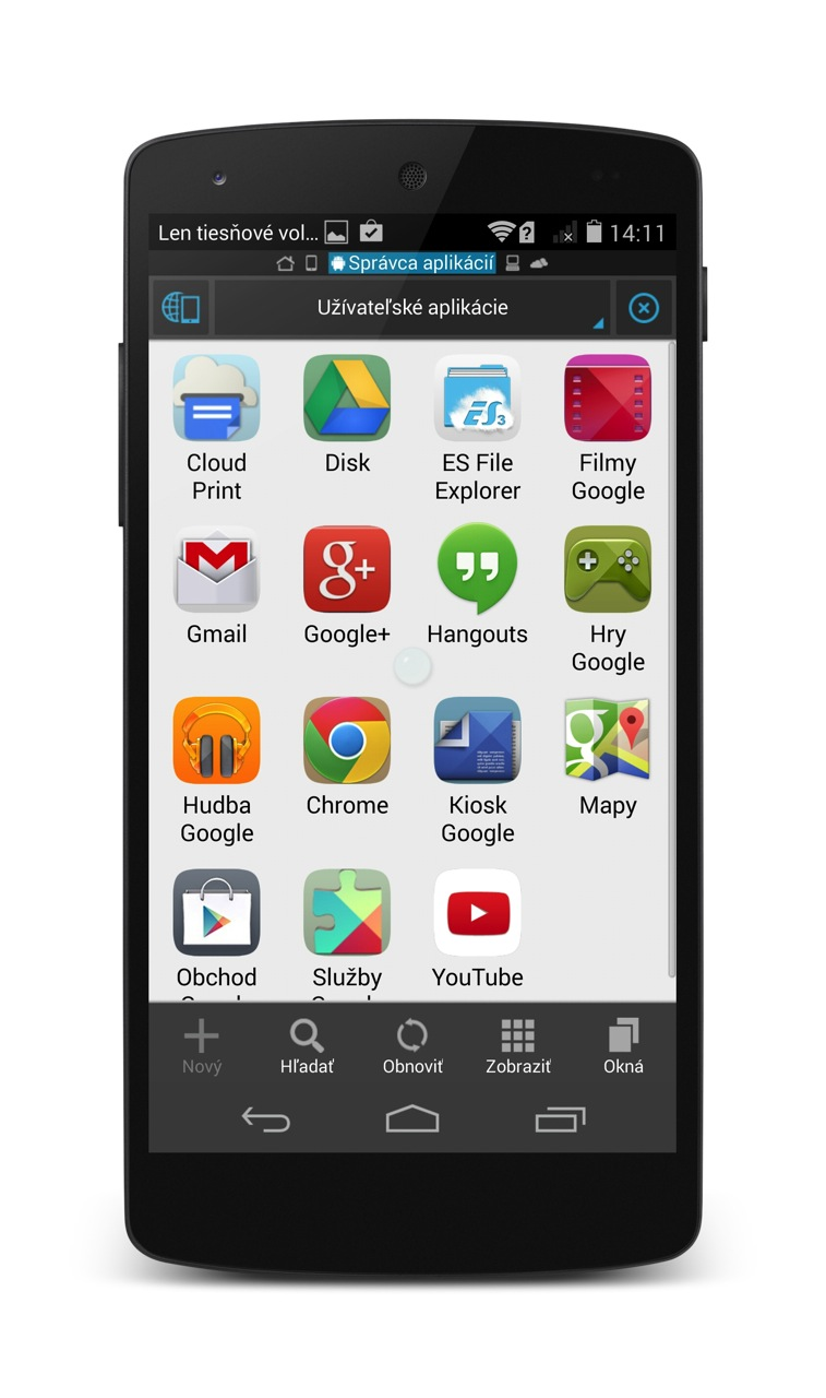 Download es file explorer free (android)