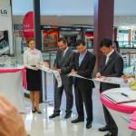 LG otvoril pražský showroom. Hviezdou bol LG G3 s