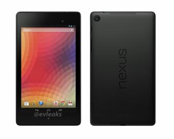 Nexus 7 evleaks