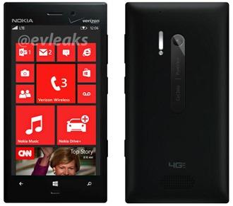 Windows Phone evleaks