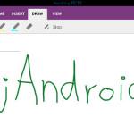 Microsoft optimalizoval aplikáciu OneNote pre tablety, pridal písanie rukou