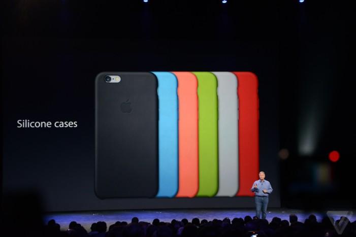 Silikónové obaly iPhone 6