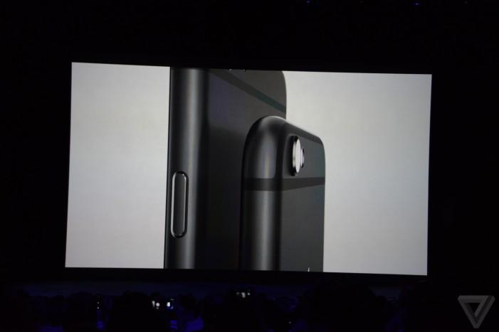 iPhone 6 objektív