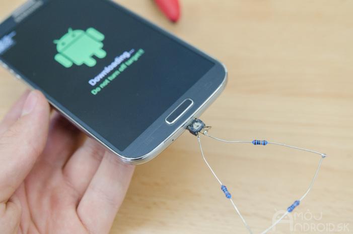 Ako si vyrobiť USB JIG-9